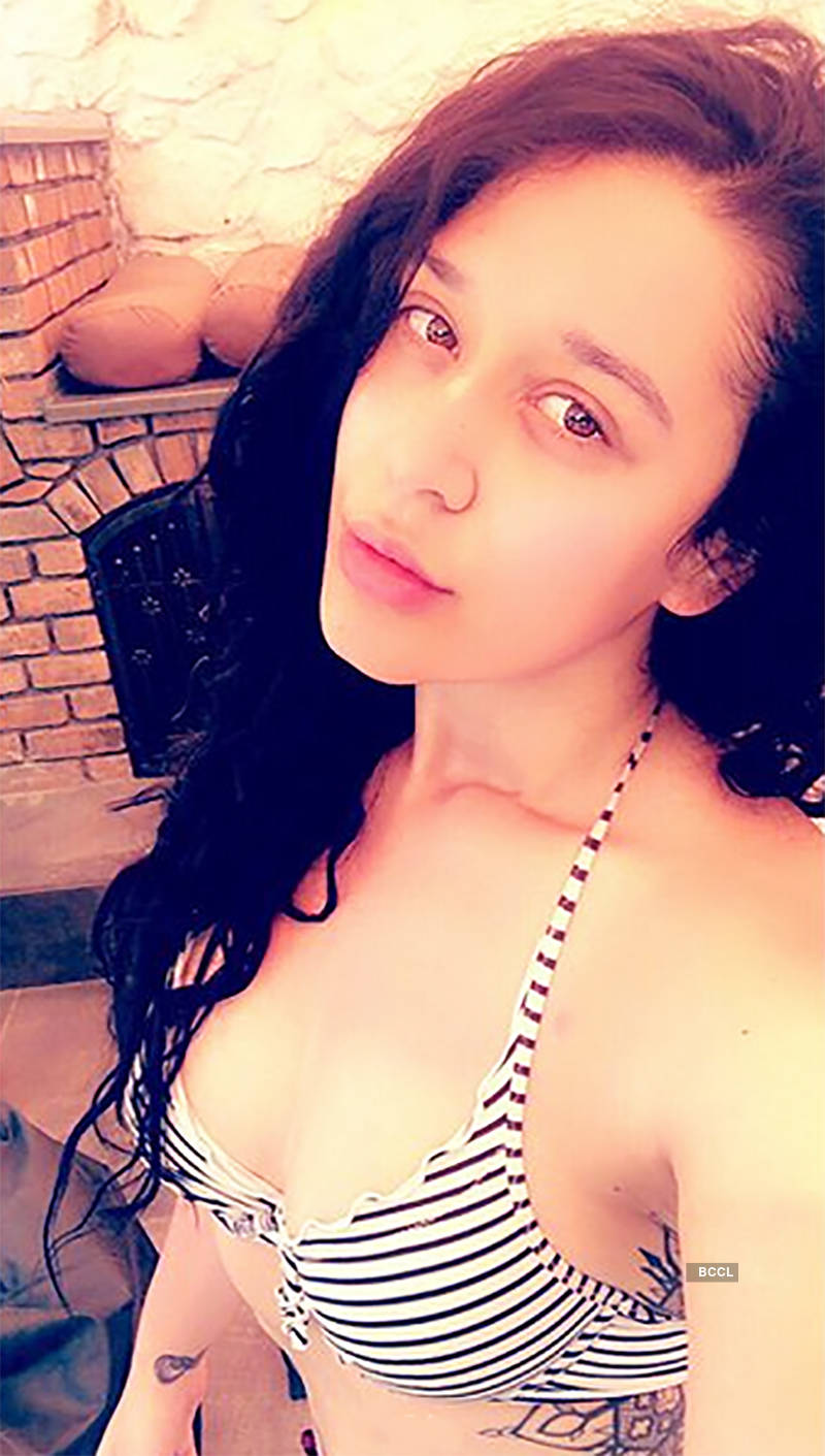 Krishna Shroff takes the internet by storm with her stylish pictures