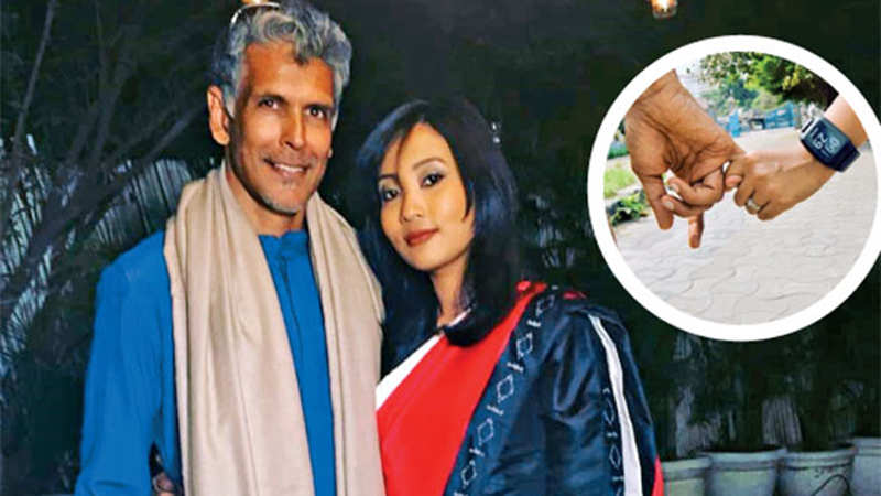 Milind Soman getting married to Ankita Konwar on April 21?