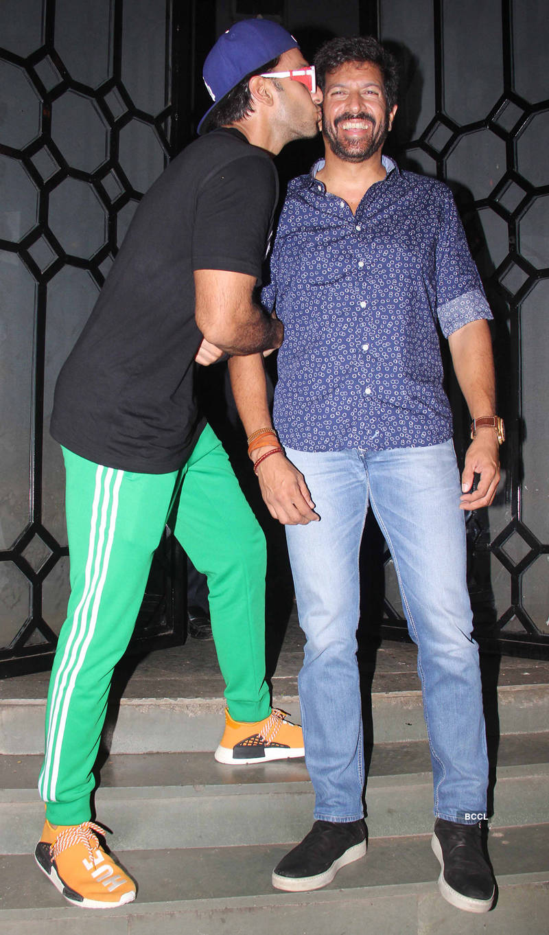 Celebs attend Gaurav Kapur's birthday party