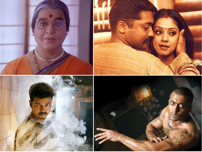 Chachi 420 To Ghajini Tamil Films Remade In Bollywood