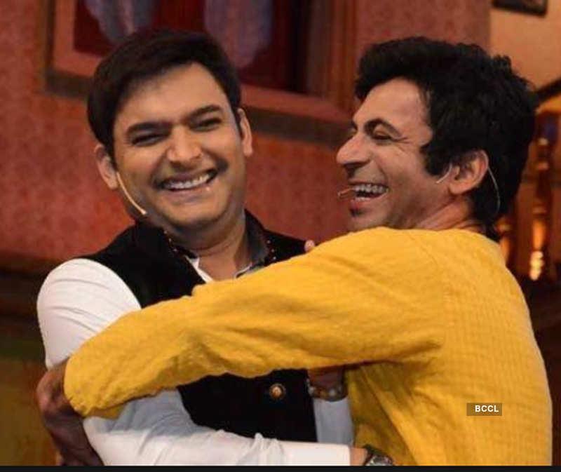 Sunil Grover wants Kapil Sharma to 'Get back soon'
