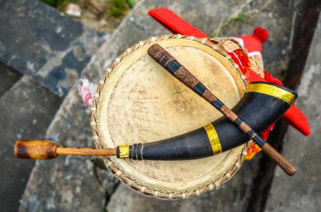 Bihu 2018 festival instruments