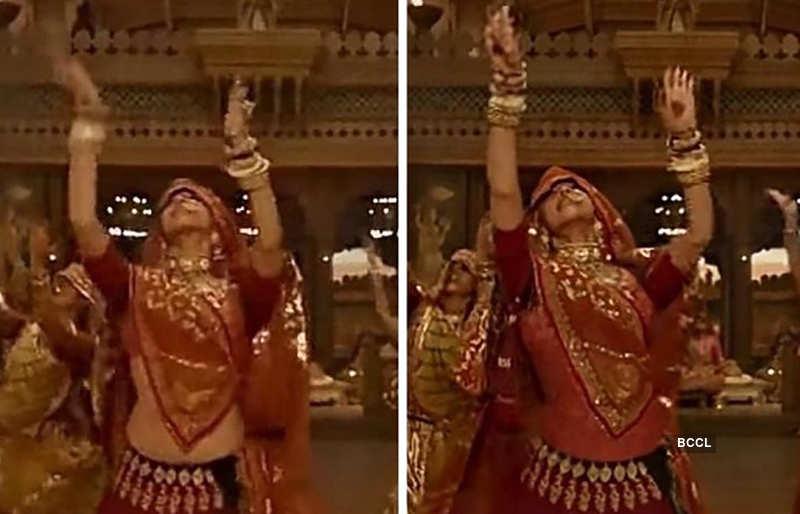 Padmaavat: Visual effects