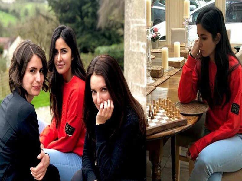 Pics of katrina kaif and her family