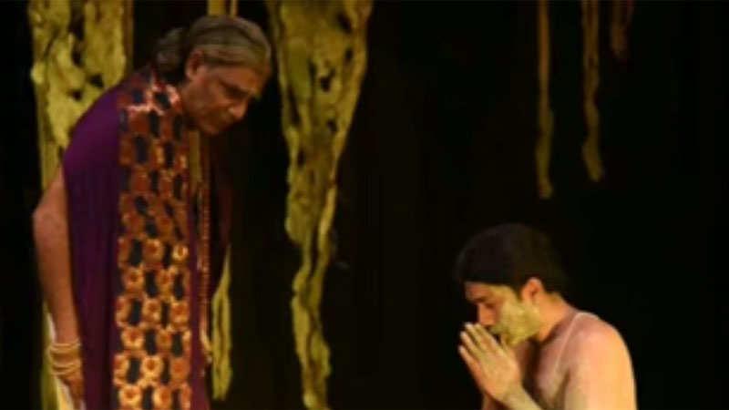 Muktidham staged at the 13th META festival in Delhi