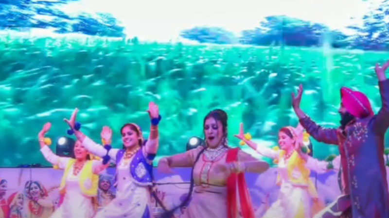 Dhol beats and bhangra at this Baisakhi do in Delhi