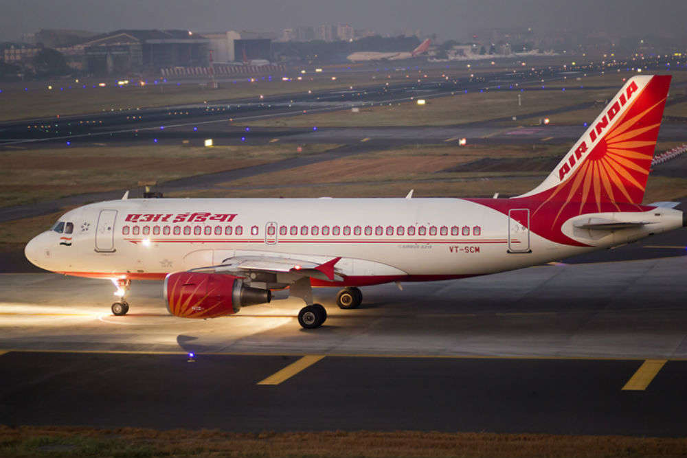 Air India will now charge you seat selection fees | Times of India ...