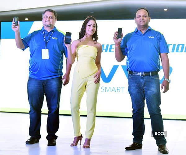 Yami Gautam launches Vivo smartphones