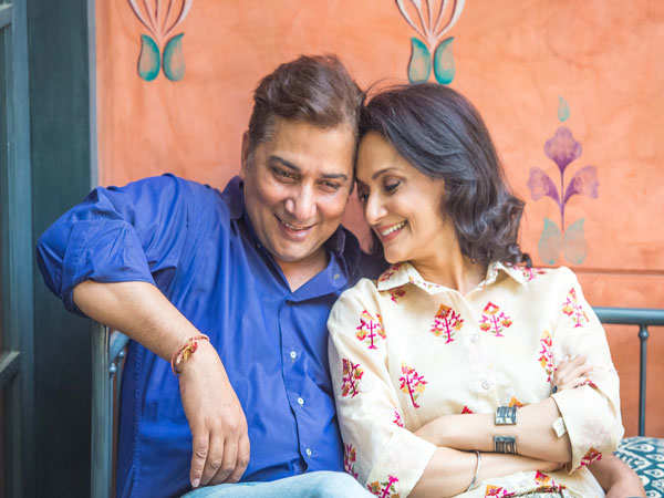 Varun Badola: Rajeshwari Sachdev and Varun Badola fall in love with words  in 'Shabd Leela'   Hindi Movie News - Times of India