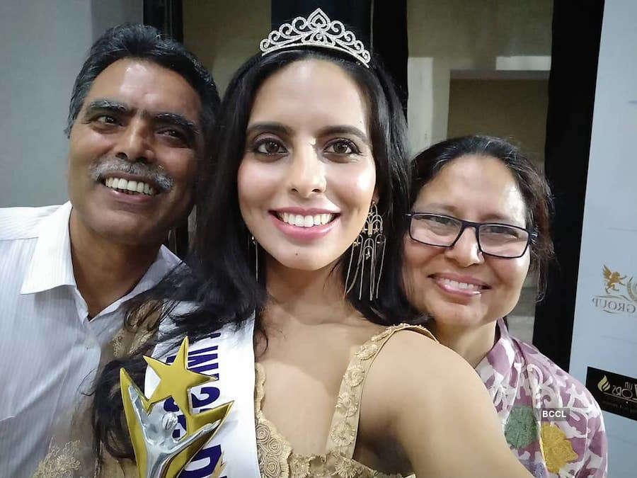 Nishtha Dudeja crowned Miss Deaf India 2018