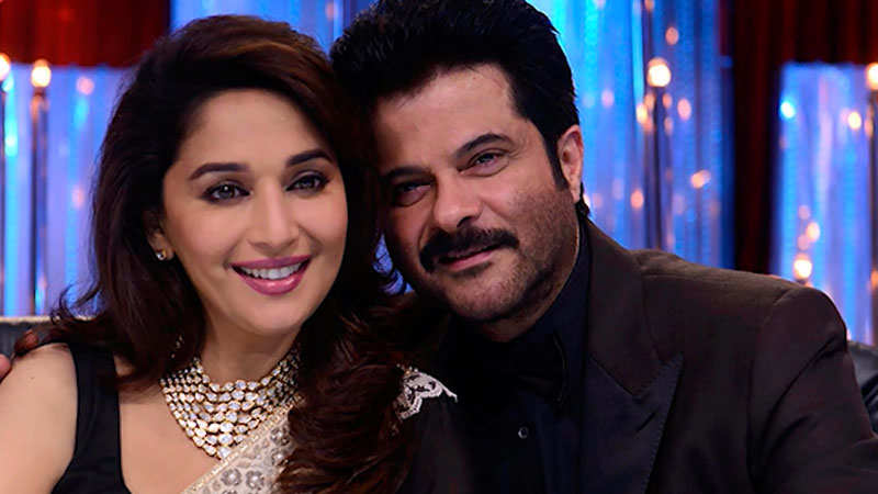Anil Kapoor, Madhuri Dixit start shooting for 'Total Dhamaal'