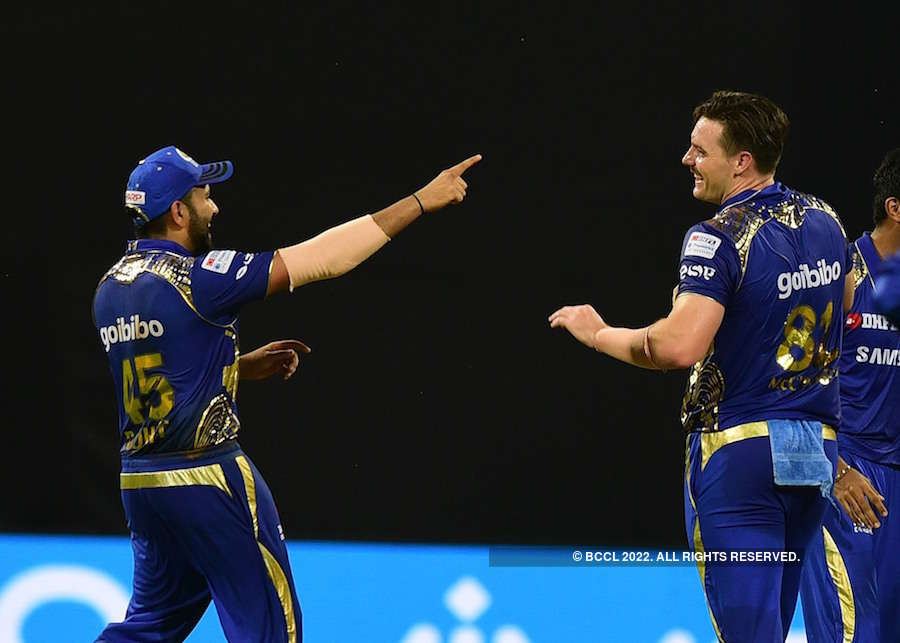 Mumbai Indians victorious against RCB