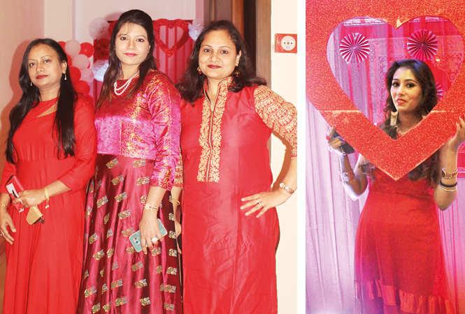 (L-R) Gunjan, Sonali, Ruchi & Muskan  (BCCL/ Arvind Kumar)
