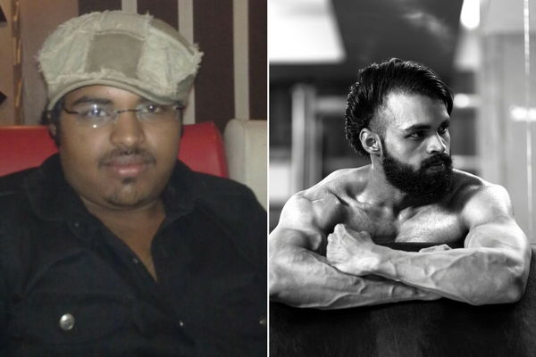 This vegetarian's 46-kg weight loss includes ghee, butter