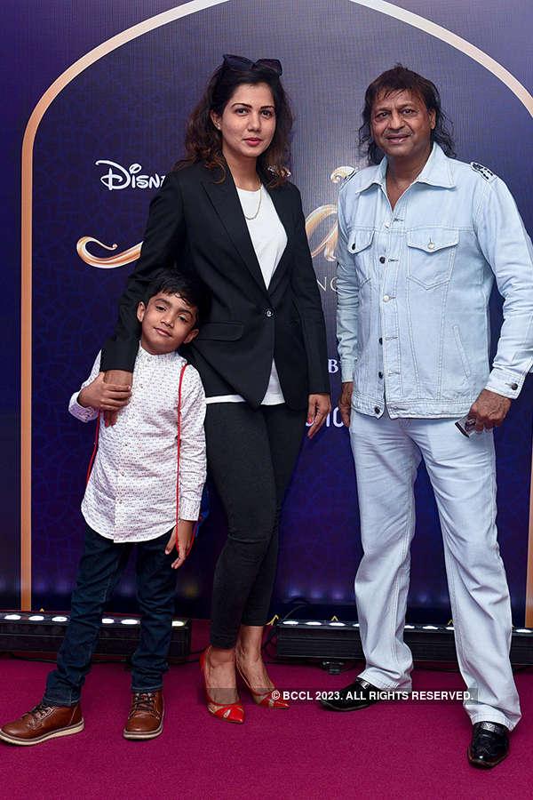 Celebs attend Disney's Broadway-style musical 'Aladdin'