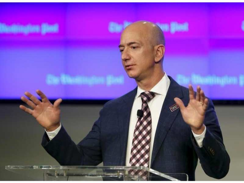7 times Amazon CEO Jeff Bezos mentioned India in his letter to the company's shareholders