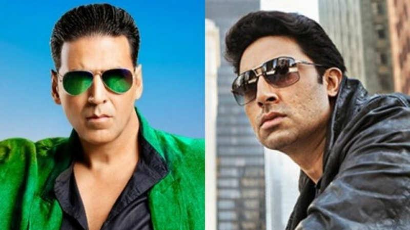 Akshay Kumar-Abhishek Bachchan to team up yet again?