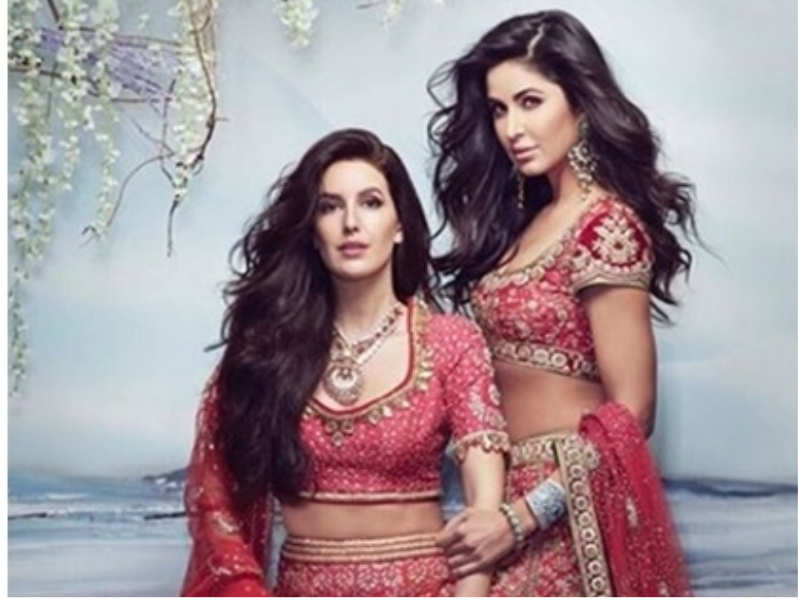 Isabelle Kaif says Katrina is always going to have her back