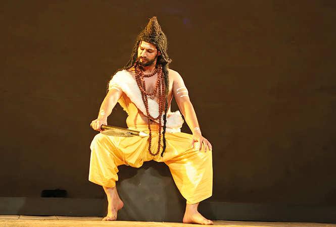 A scene from the play Bhand Duhai (BCCL/ Arvind Kumar)