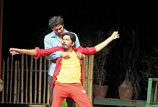 A scene from the play Meeta Ki Kahani (BCCL/ Arvind Kumar)