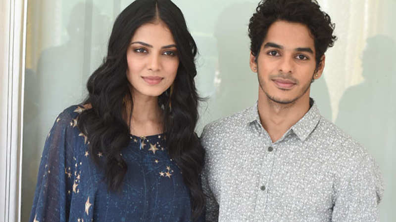 I wanted to work with the likes of Majid Majidi, never imagined it'd come true: Ishaan Khatter