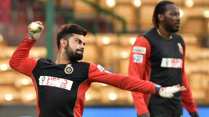 Social Humour: RCB mocked for not retaining Gayle-  The Times of India
