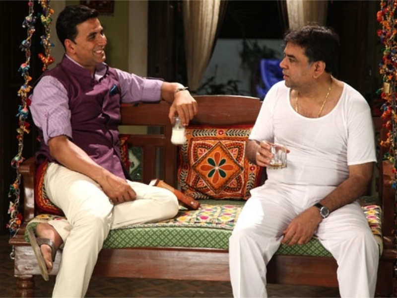 Akshay Kumar And Paresh Rawal S Omg Oh My God Sequel On Cards