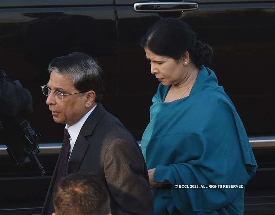 Congress-led opposition submits impeachment notice against CJI Dipak Misra