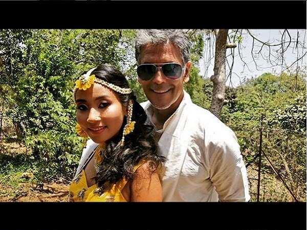Milind Soman - Ankita Konwar Wedding Video