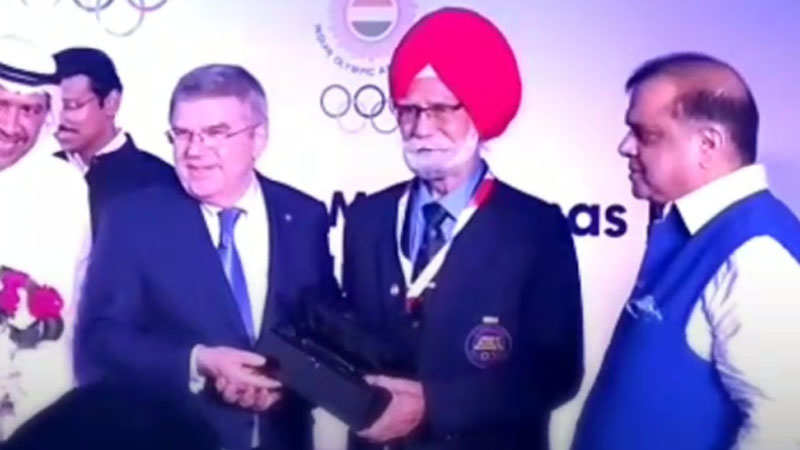 Two dozen Olympians come together for Indian Olympic Association dinner in Delhi