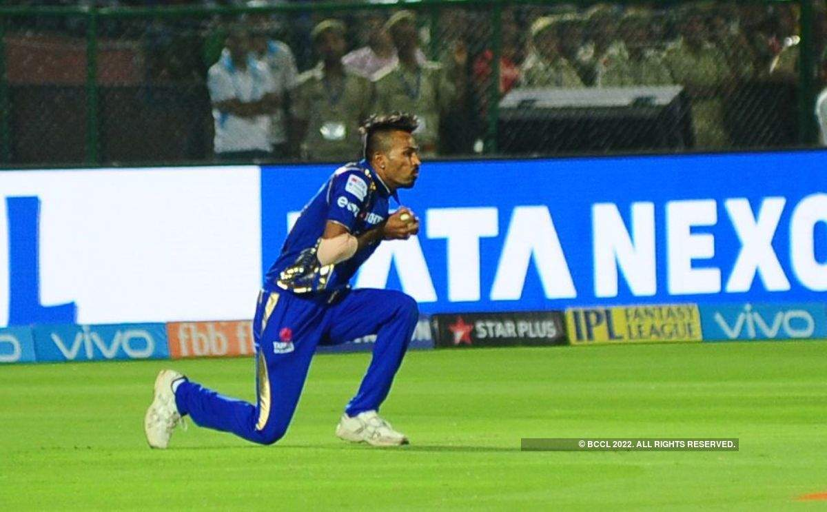 Archer, Gowtham down Mumbai Indians