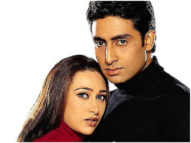 Image result for abhishek and karishma photo