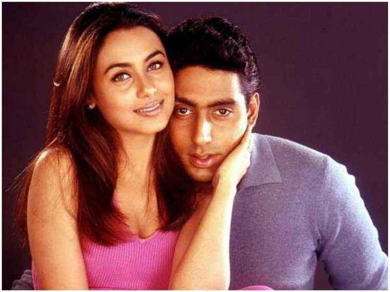 Rani mukherjee and abhishek bachan dating