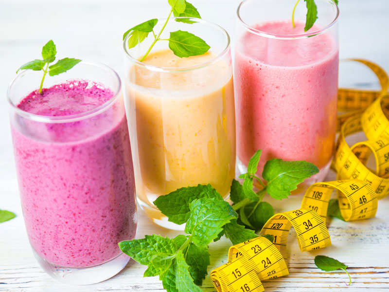 01 9best Weight Gain Smoothies