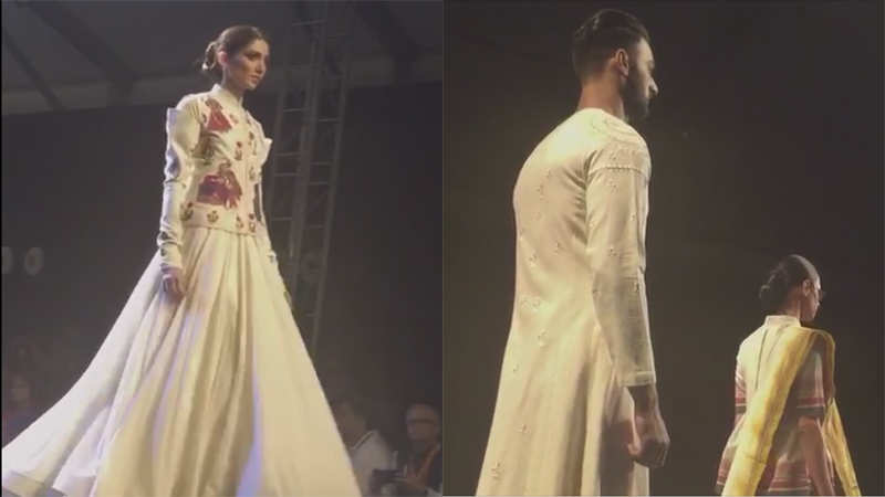 Delhi designers give khadi a global touch