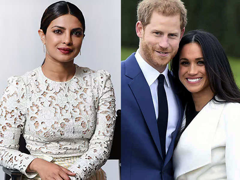 Priyanka Chopra Is Attending Meghan Markle And Prince Harry S Royal