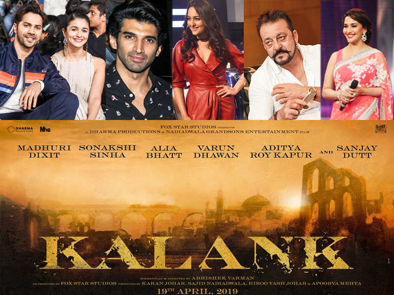 'Kalank': Interesting Facts About The Biggest Multi