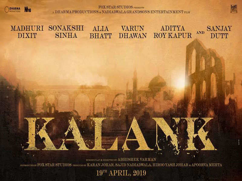 The tale of 'Kalank'