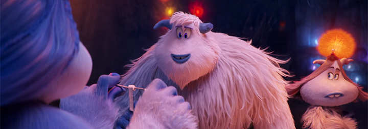 Smallfoot Movie Review {3.5/5}: Critic Review of Smallfoot by Times of India