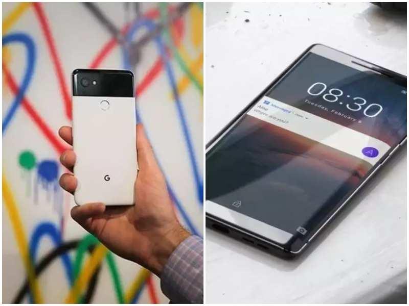 Nokia 8 Sirocco vs Google Pixel 2: Clash of the cameras