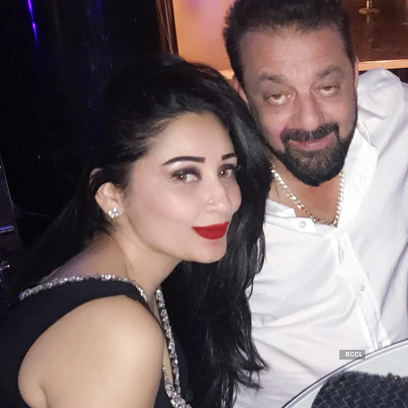 Sanjay Dutt's wife Maanayata was an actress in low budget films before getting married, see photos...