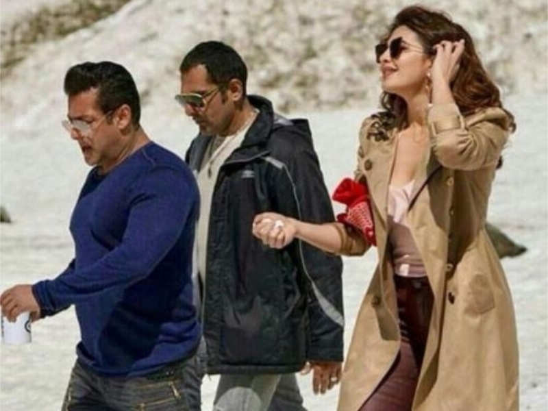 Race 3': Salman Khan, Jacqueline Fernandez's latest picture is too