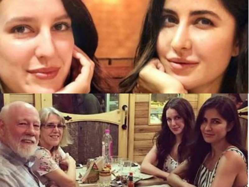 Photos: Katrina Kaif and sister Isabelle Kaif spotted on a