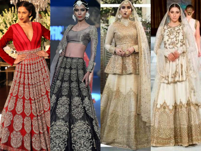 5 Times Pakistani Designers Openly Copied Indian Designers The Times Of India