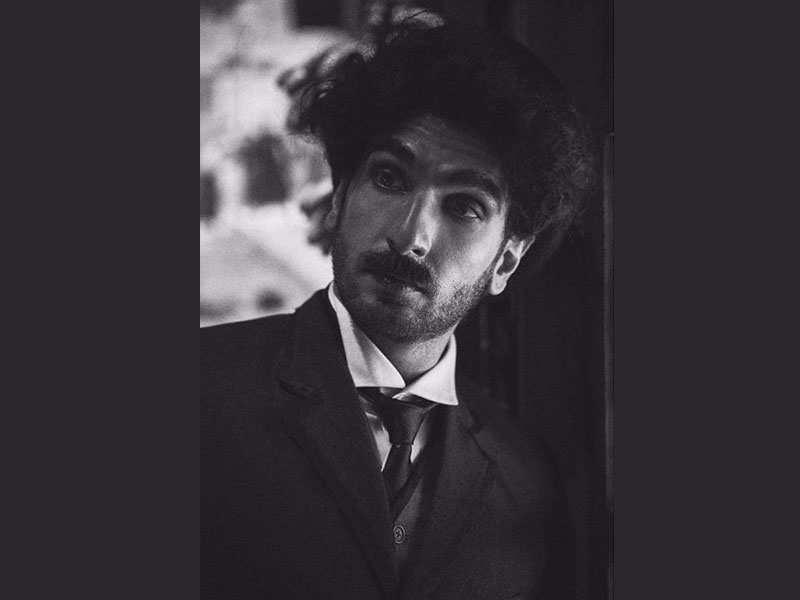 Ranveer Singh turns Charlie Chaplin in Switzerland
