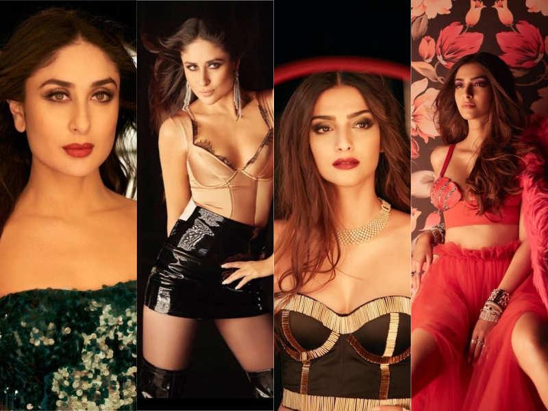 'Veere Di Wedding': Kareena Kapoor Khan and Sonam Kapoor look stunning in new stills from 'Tareefan'