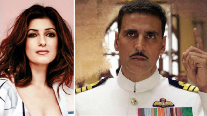 Akshay Kumar supports wife on 'Rustom' costume auction controversy, explains that for a 'good cause'