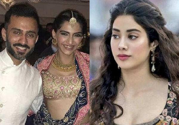 Janhvi Kapoor to dance on Sridevi's hit numbers at cousin Sonam Kapoor's wedding