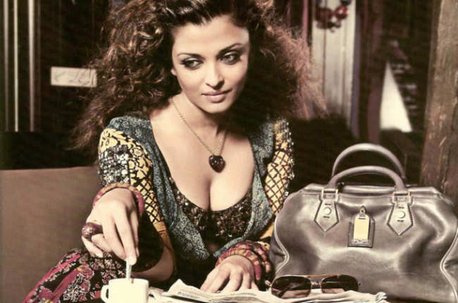 Aishwarya Rai as hot chic