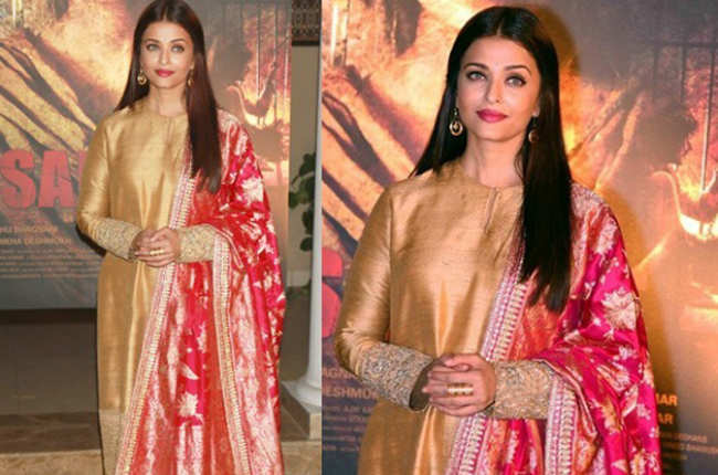 Aishwarya Rai as simple as that